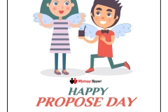 propose day wallpaper
