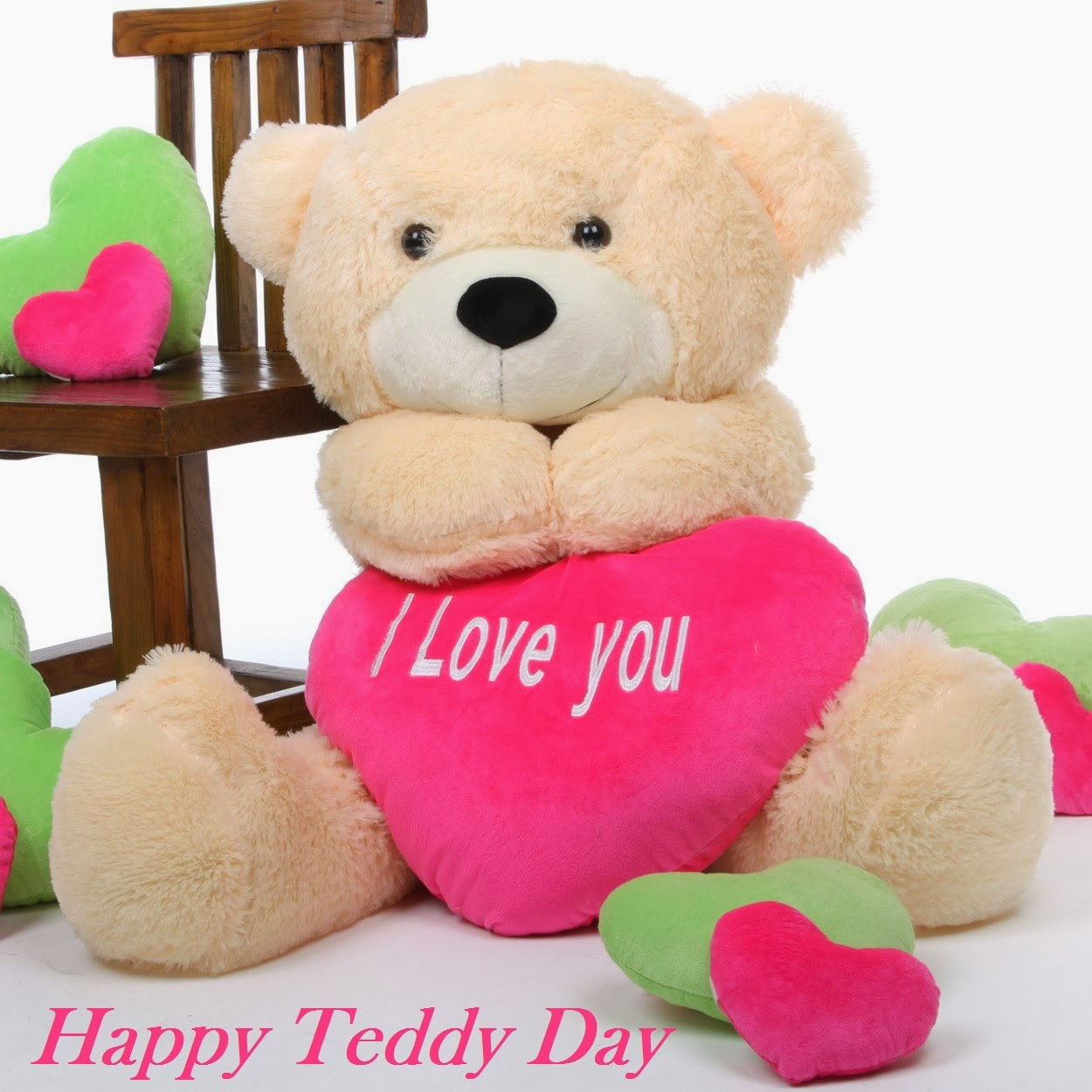 happy-teddy-day-2014-hd-wallpapers-and-images-lovely-teddy