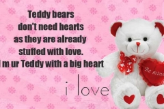 teddy-bear-day-sms-messages